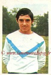 N° 064 - Alain GIRESSE (1971-72, Bordeaux > Juil à Déc 98, Entraîneur du PSG)