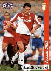 N° 143 - Franck GAVA (Monaco)