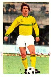 N° 124 - Henri MICHEL (1972-73, Nantes > 1990-91, Entraîneur du PSG)