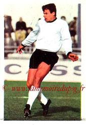 N° 026 - Ilija PANTELIC (1972-73, Bastia > 1974-77, PSG)