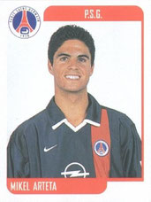 N° 292 - Mikel ARTETA