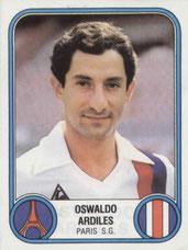 N° 245 - Oswaldo ARDILES