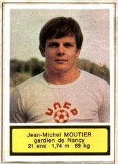 Jean-Michel MOUTIER (1975-76, Nancy > 1984-87, PSG > 1991-98 et 2005-06, Directeur sportif PSG)