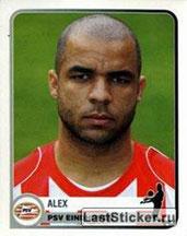 N° 302 - ALEX (2005-06, PSV Eidhoven, HOL > Jan 2012-??, PSG)