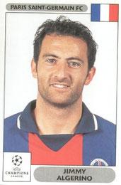 N° 231 - Jimmy ALGERINO