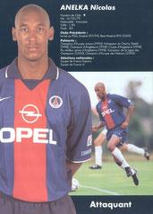 2000-01 - ANELKA Nicolas