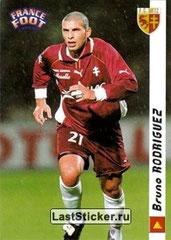 N° 135 - Bruno RODRIGUEZ (Metz)