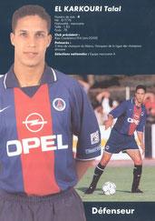 2000-01 - EL KARKOURI Talal