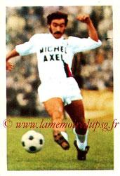 N° 067 - Raymond DOMENECH (1972-73, Lyon > 1981-82, PSG)