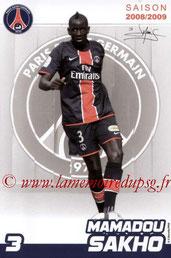 SAKHO Mamadou  08-09