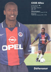 2000-01 - CISSE Aliou