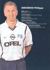 2000-01 - BERGEROO Philippe