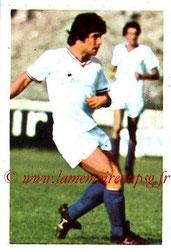 N° 086 - Jacky NOVI (1972-73, Marseille > 1974-77, PSG)
