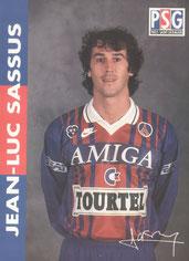 SASSUS Jean Luc  93-94