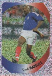 Claude MAKELELE (2003-04, Equipe de France > 2008-11, PSG)