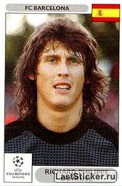 N° 287 - Richard DUTRUEL (1991-96, PSG > 2001-02, Barcelone, ESP)