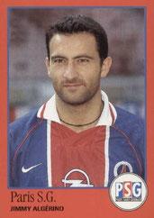 N° 263 - Jimmy ALGERINO