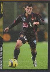 Pierre-Alain FRAU (2005-06, Lyon > 2006-08, PSG)