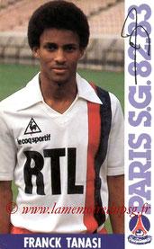 TANASI Franck  82-83
