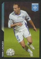 Yann LACHUER (1998-99, PSG > 2005-06 Auxerre)