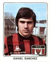 N° 193 - Daniel SANCHEZ (1977-78, Nice > 1981-82, PSG)
