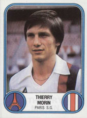 N° 240 - Thierry MORIN