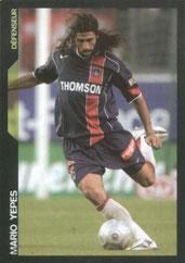 N° 090 - Mario YEPES