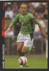 David HELLEBUYCK (2005-06, Saint-Etienne > 2006-07, PSG)
