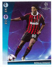 N° 558 - RONALDHINO (2001-03, PSG > 2009-10, Milan AC, ITA) (UEFA Club Football Awards)
