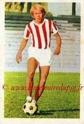 N° 008 - Claude LEROY (1971-72, Ajaccio > 1997-98, Directeur sportif du PSG)