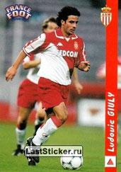 N° 144 - Ludovic GIULY (Monaco)