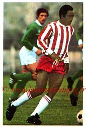 N° 011 - François M'PELE (1972-73, Ajaccio > 1973-79, PSG)