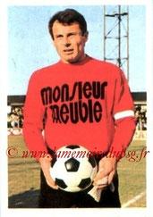 N° 023 - Ilja PANTELIC (1973-74, Bastia > 1974-77, PSG)