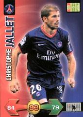 N° 273 - Christophe JALLET