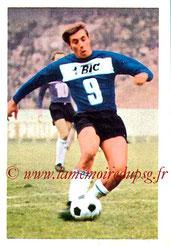 N° 170 - Michel PROST (1970-72, PSG > 1972-73, Paris FC)