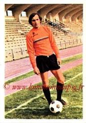 N° 155 - Daniel HORLAVILLE (1971-72, PSG > 1973-74, Paris FC)