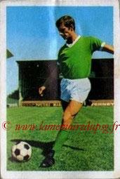 N° 156 - Jean-Michel LARQUE (1971-72, Saint-Etienne > 1977-79, Entraîneur / joueur au PSG)