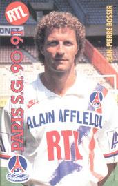 BOSSER Jean-Pierre  90-91