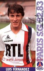 FERNANDEZ Luis   82-83