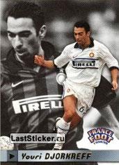 N° 277 - Youri DJORKAEFF (Inter Milan, ITA)