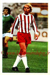 N° 012 - Claude LEROY (1972-73, Ajaccio > 1997-98, Directeur sportif du PSG)