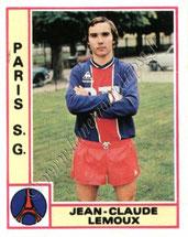 N° 272 - Jean-Claude LEMOULT (Et non LEMOUX !!!)