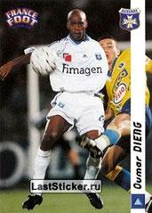 N° 004 - Oumar DIENG (Auxerre)