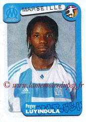 N° 220 - Peguy LUYINDULA (2004-05, Marseille > Janv 2007- Déc 2012, PSG)