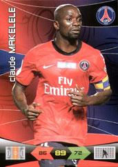 N° 203 - Claude MAKELELE