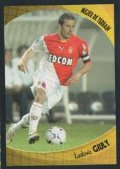 Ludovic GIULY (2003-04, Monaco > 2008-11, PSG)