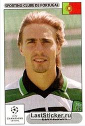 N° 071 - EDMILSON (1997-98, PSG > 2000-01, Sporting, POR)