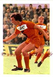 N° 165 - Daniel GUICCI (1970-72, PSG > 1972-73, Paris FC)