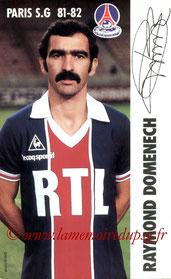 DOMENECH Raymond  81-82