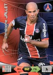 N° 200 - Christophe JALLET